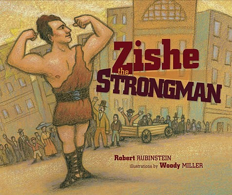 Image for Zishe the Strongman