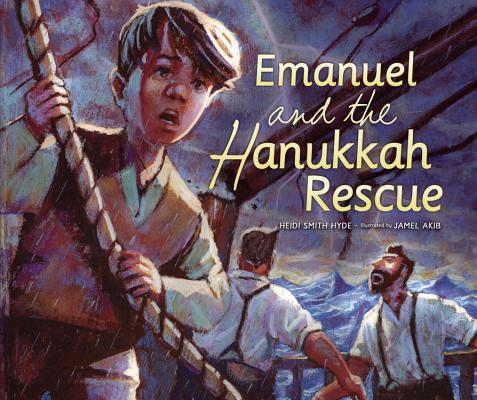 Image for Emanuel and the Hanukkah Rescue