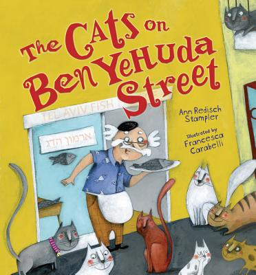 Image for The Cats on Ben Yehuda Street