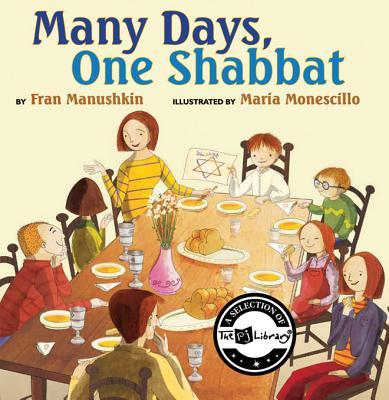 Image for Many Days, One Shabbat
