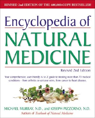 Image for ENCYCLOPEDIA OF NATURAL MEDICINE