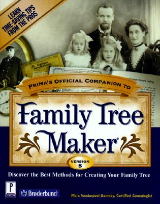 Image for Family Tree Maker : Primas Offical Companion/Version 5