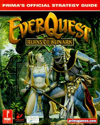 Image for EverQuest: The Ruins of Kunark (Prima's Official Strategy Guide)