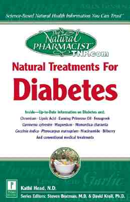 Image for Natural Treatments for Diabetes