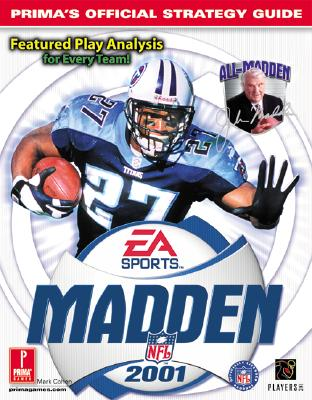 Image for Madden NFL 2001: Prima's Official Strategy Guide