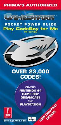 Image for GameShark Pocket Power Guide (8th Edition): Prima's Authorized Guide