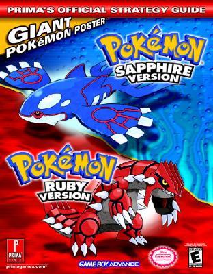 Image for Pokemon Sapphire Version / Pokemon Ruby Version (Prima's Official Strategy Guide)