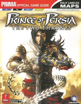 Image for Prince of Persia: The Two Thrones (Prima Official Game Guide)