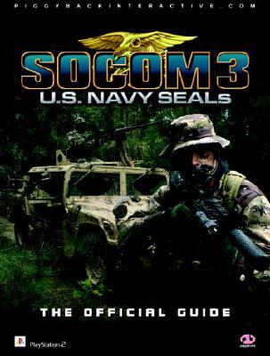 Image for SOCOM 3: U.S. NAVY SEALS OFFICAL GUIDE