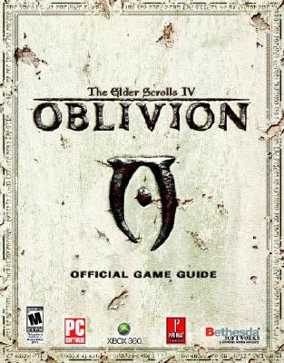 ELDER SCROLLS IV: OBLIVION, PRIMA GAMES