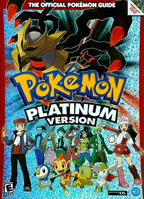 Image for Pokemon Platinum Version: The Official Pokemon Guide