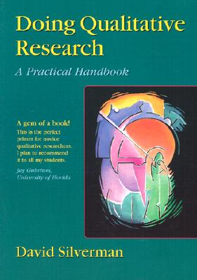 Image for Doing Qualitative Research: A Practical Handbook