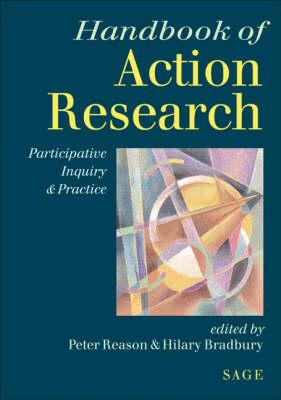 Image for HANDBOOK OF ACTION RESEARCH: PARTICIPATIVE INQUIRY & PRACTICE