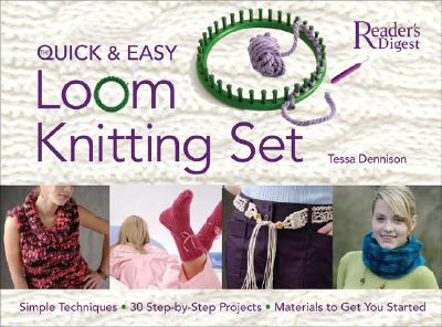 Image for The Quick and Easy Loom Knitting Set