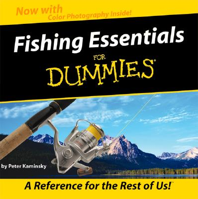 Image for Fishing Essentials for Dummies: A Reference for the Rest of Us! (For Dummies (Lifestyles Paperback))
