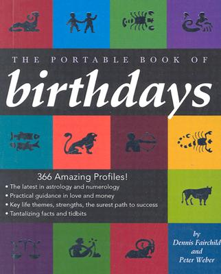 Image for The Portable Book of Birthdays