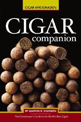 Cigar Companion (Connoisseur's Guides), Shanken, Marvin R.