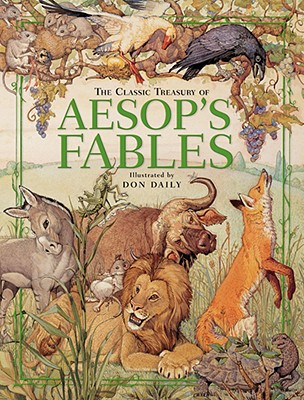 Image for The Classic Treasury of Aesop's Fables