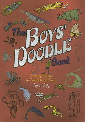 Image for The Boys' Doodle Book