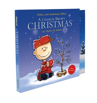 Image for Peanuts: A Charlie Brown Christmas (Deluxe 50th Anniversary Edition)