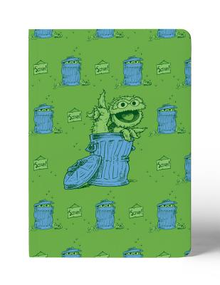 Image for Sesame Street Oscar the Grouch Journal