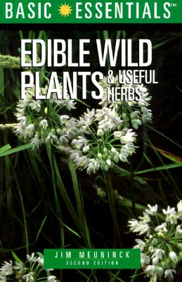 Image for Basic Essentials Edible Wild Plants & Useful Herbs, 2nd (Basic Essentials Series)