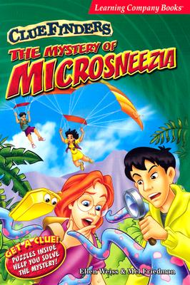 Image for The Mystery of Microsneezia (Cluefinders)