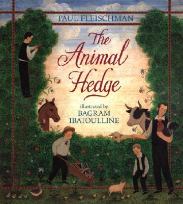 Image for The Animal Hedge