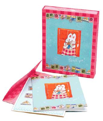 Image for Thank You Cards (The Mother Goose Collection)