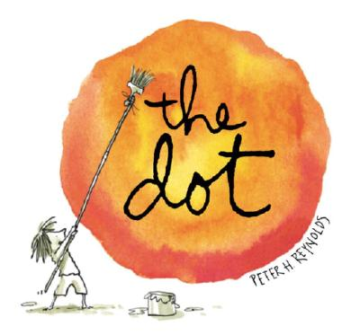 Image for The Dot (Irma S and James H Black Honor for Excellence in Children's Literature (Awards))