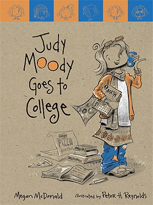 Judy Moody Goes to College, McDonald, Megan