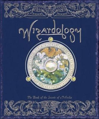 Wizardology: The Book of the Secrets of Merlin (Ologies), Master Merlin