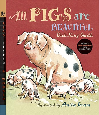 Image for All Pigs Are Beautiful with Audio: Read, Listen, & Wonder
