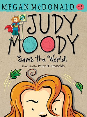 Image for Judy Moody Saves the World!