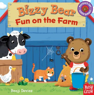 Bizzy Bear: Fun on the Farm, Nosy Crow