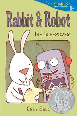 Image for Rabbit and Robot: The Sleepover (Candlewick Sparks)