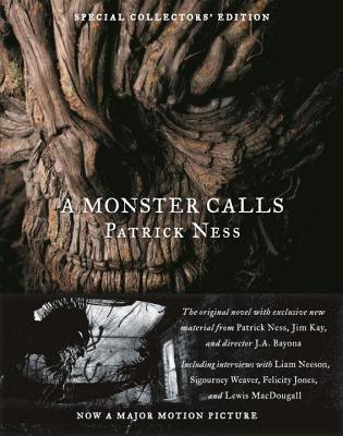 A Monster Calls: Special Collectors' Edition (Movie Tie-in): Inspired by an idea from Siobhan Dowd, Ness, Patrick