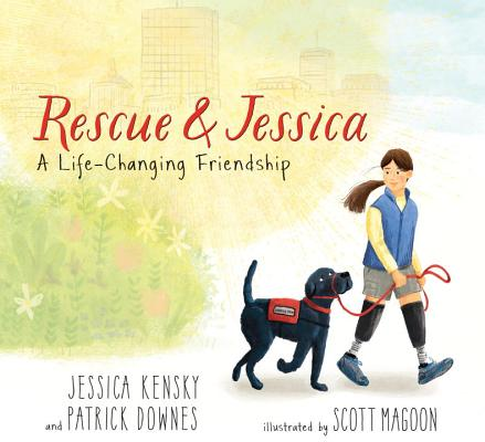 Image for Rescue and Jessica: A Life-Changing Friendship
