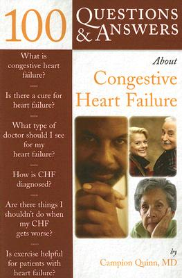 Image for 100 Questions  &  Answers About Congestive Heart Failure (100 Questions and Answers About...)