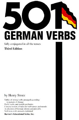 Image for 501 German Verbs