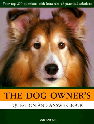 Image for DOG OWNER'S QUESTION AND ANSWER BOOK, THE
