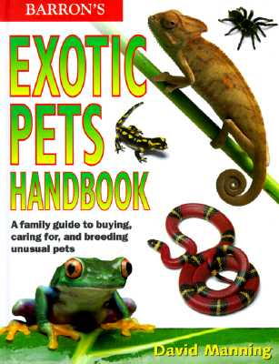 Image for EXOTIC PETS HANDBOOK