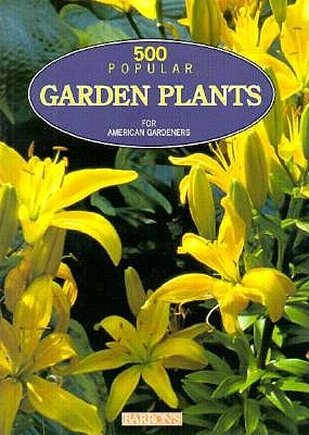 Image for 500 Popular Garden Plants for American Gardeners