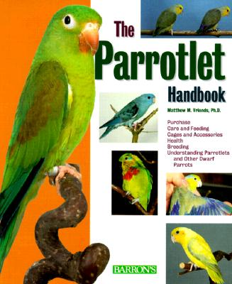 Image for The Parrotlet Handbook (Barron's Pet Handbooks)