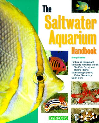 Image for Saltwater Aquarium Handbook, The (Barron's Pet Handbooks)