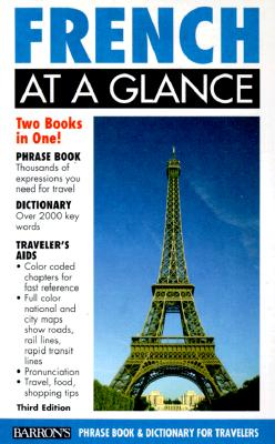 Image for French at a Glance (At a Glance Foreign Language Phrasebooks) (French Edition)