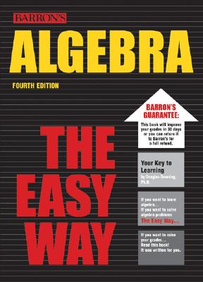 Image for Algebra the Easy Way (Easy Way Series)