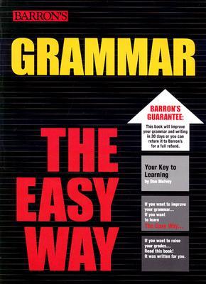 Image for Grammar the Easy Way (Barron's E-Z)