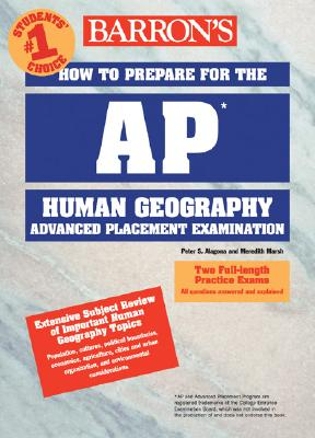 Image for Barron's How to Prepare for the AP Human Geography Advanced Placement Examination