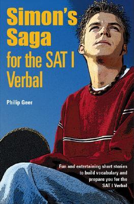 Image for Simon's Saga for the New SAT Verbal